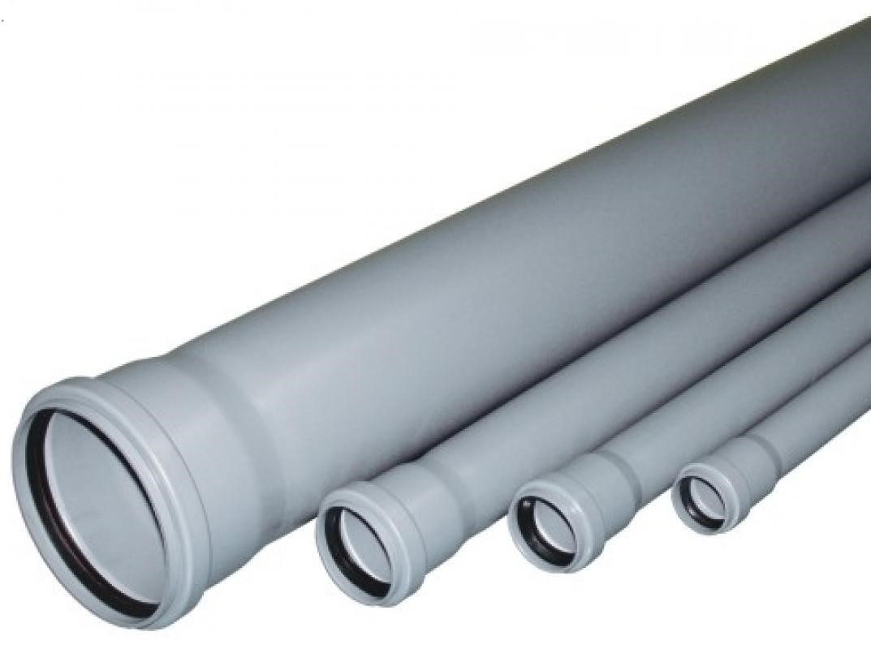 Какой диаметр труб канализации